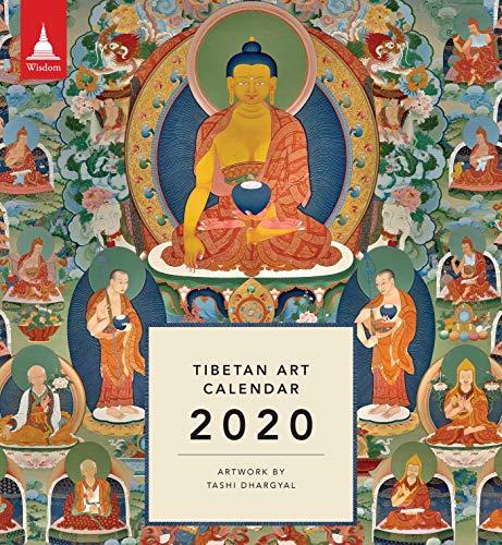 Tibetan Art Calendar 2020 por Tashi Dhargyal