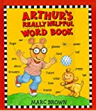 Arthur's Really Helpful Word Book (Red Fox picture books)