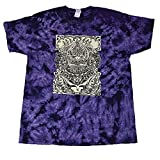 Grateful Dead Aiko Tie Dyed T-shirt by Dye the Sky