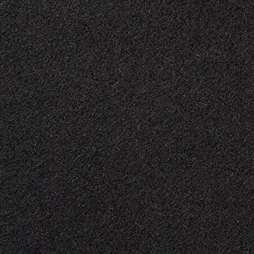 Nolen Niu Divina Wool MIRROR Sectional Sofas, Black