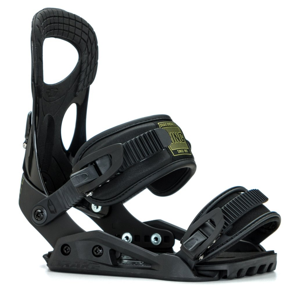 Northwave King Snowboard Bindings 2018 - X-Large/Black by Drake