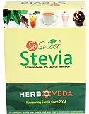 So Sweet Stevia 200 Sachets 100% Natural Sweetener - Sugarfree