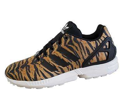 san francisco aaff3 0d99d ... coupon for adidas originals zx flux kids trainers sneakers uk 1.5 us 2  eu 33 1