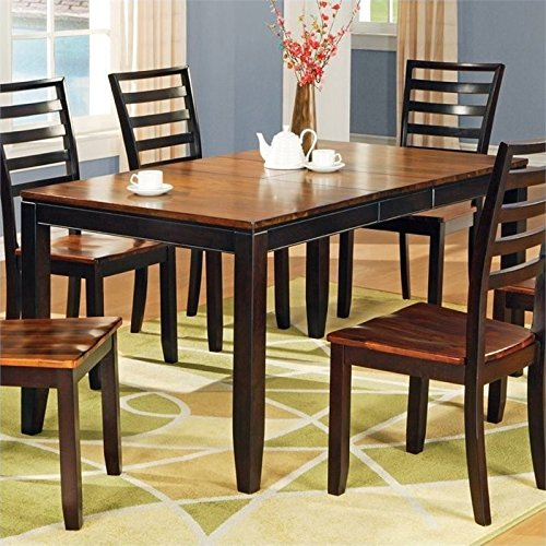 Pemberly Row Extendable Dining Table in Acacia (Table Dining Room Extendable)
