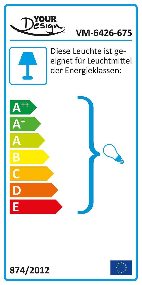 Your Design Lampe mit eigenen Fotos: Individuelle Tischlampe ...