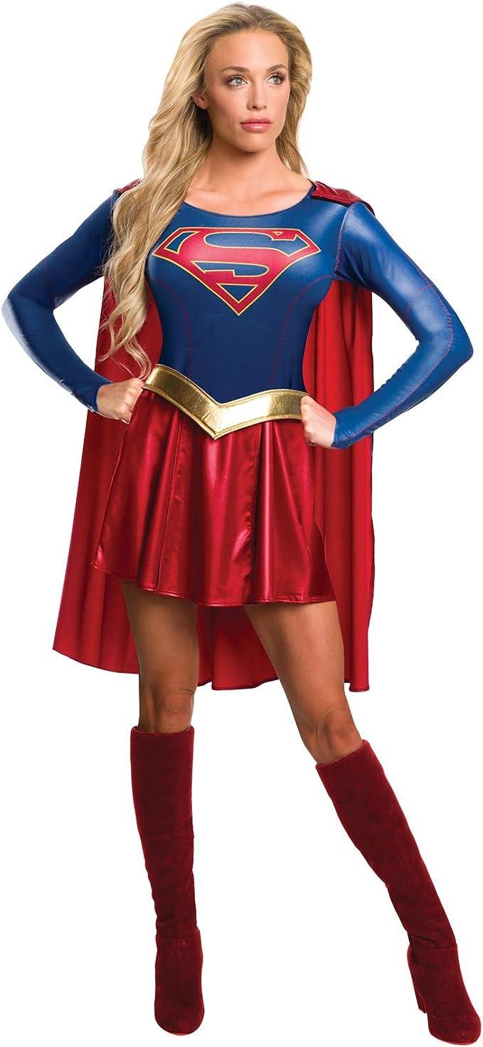 Disfraz de superhéroe de Rubies oficial para mujer, para adultos ...