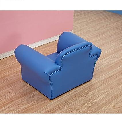 Amazon.com: YONGJUN Sofá de tela para niños, mini sillón ...