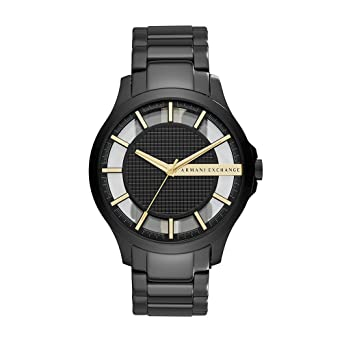d5ee6054873f Buy Armani Exchange Analog Black Dial Men's Watch - AX2192 Online at ...