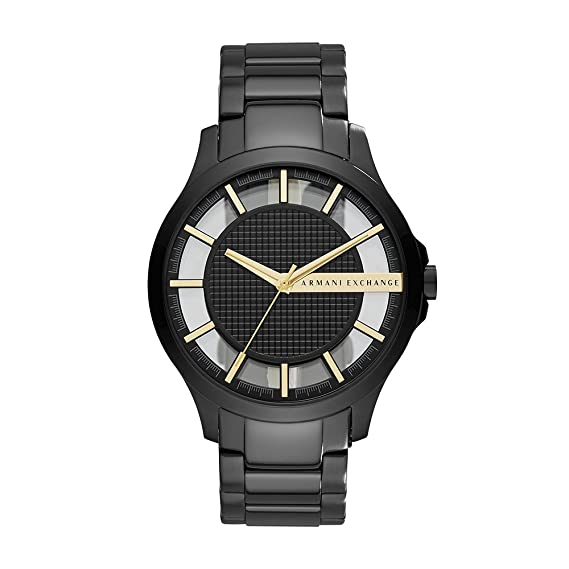 548859b4043 Buy Armani Exchange Analog Black Dial Men s Watch - AX2192 Online at Low  Prices in India - Amazon.in