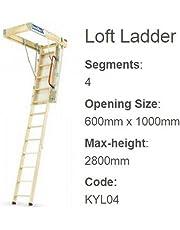 Amazon Co Uk Attic Ladders Diy Amp Tools