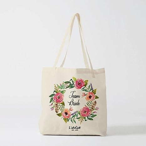 Atelier Des Amis - Bolsas personalizadas para dama de honor ...