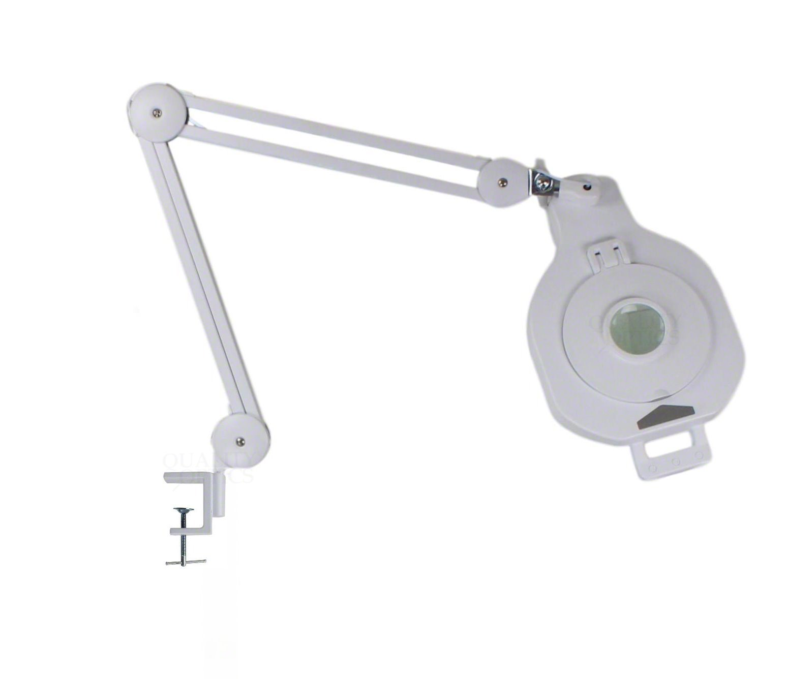 Quality Optics Boom Arm LED Magnifiers (Multi Lens)