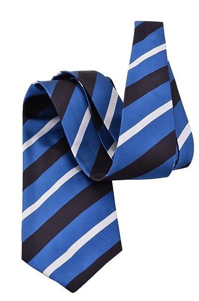 qualità autentica vendita uk 100% autenticato E. MARINELLA Cravatta - Uomo Blu blu: Amazon.it: Abbigliamento