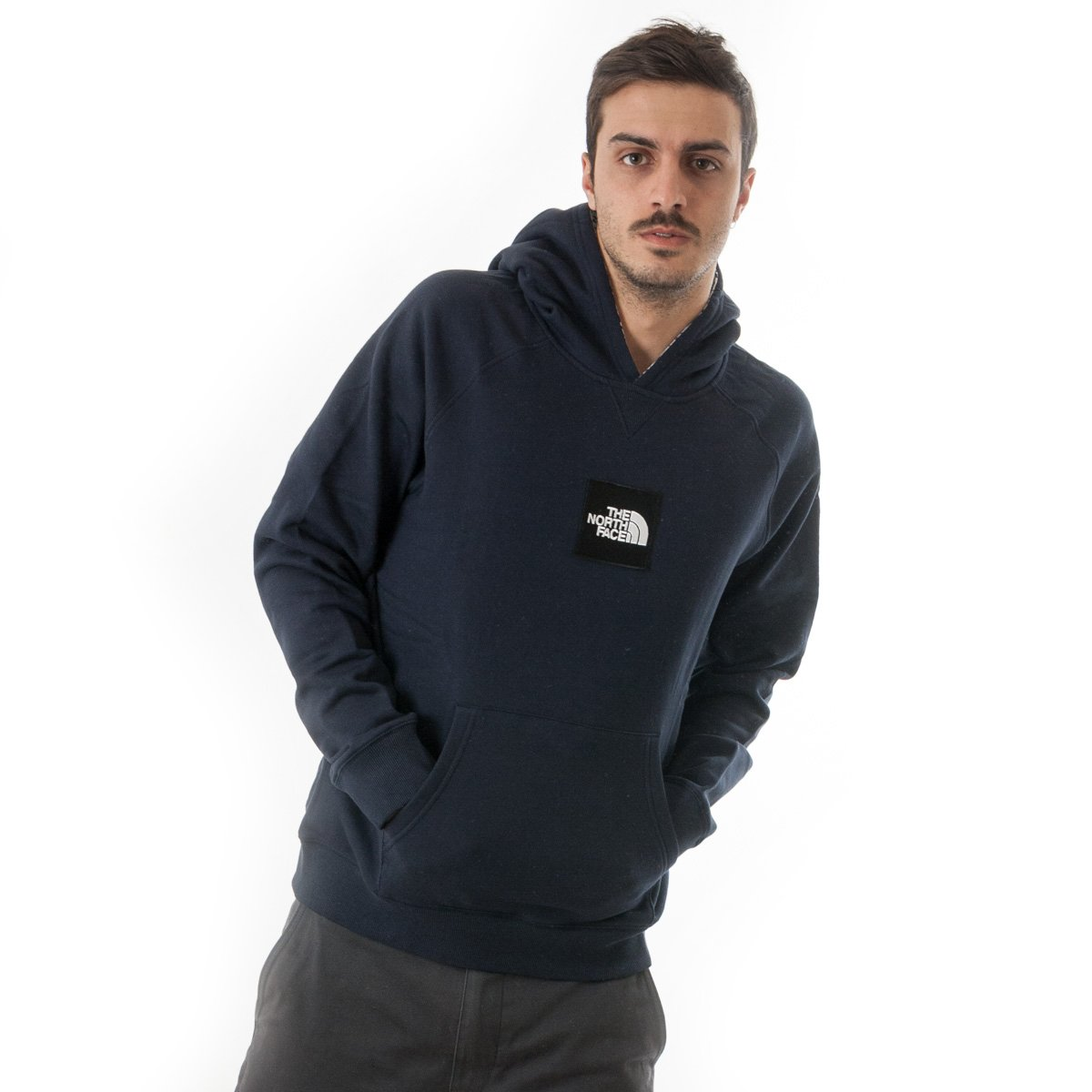 THE NORTH FACE M Fine, Sweatshirt