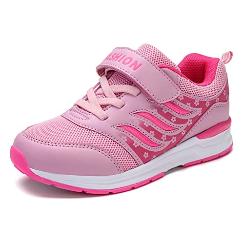 JEDVOO Scarpe da Ginnastica Basse Sportive Bambina Sneaker Running Scarpe  outdoor multisport Bambina 49ad4070195