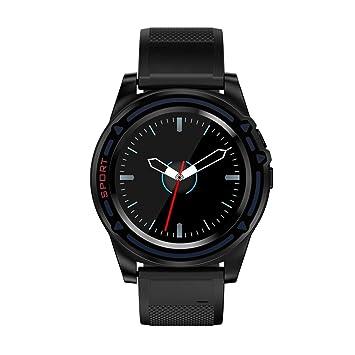 QTEC Reloj Inteligente Bluetooth Smart Watch Negro ...