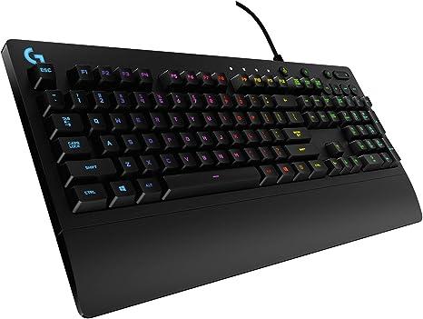 Logitech G213 Prodigy Gaming Tastatur, RGB Beleuchtung