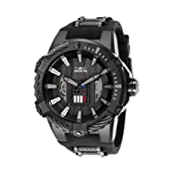 Invicta Men's Star Wars Automatic-self-Wind Watch with Stainless-Steel Strap