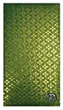 Check Registers Green & Gold Fabric Guest Checks Presenter & Holder Waitstaff Organizer Server Book for Waitress with Money Pocket / With Plastic Cover