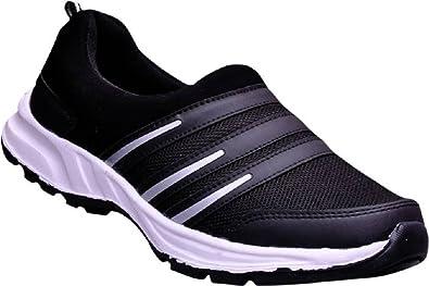 8feb6959bc75 Xeroto Men s Kosco Mesh Black Casual Shoes  Buy Online at Low Prices ...