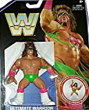 Kids Indoor Playtime Fun WWE Retro Collection Action Figure 4.5 Inches Ultimate Warrior
