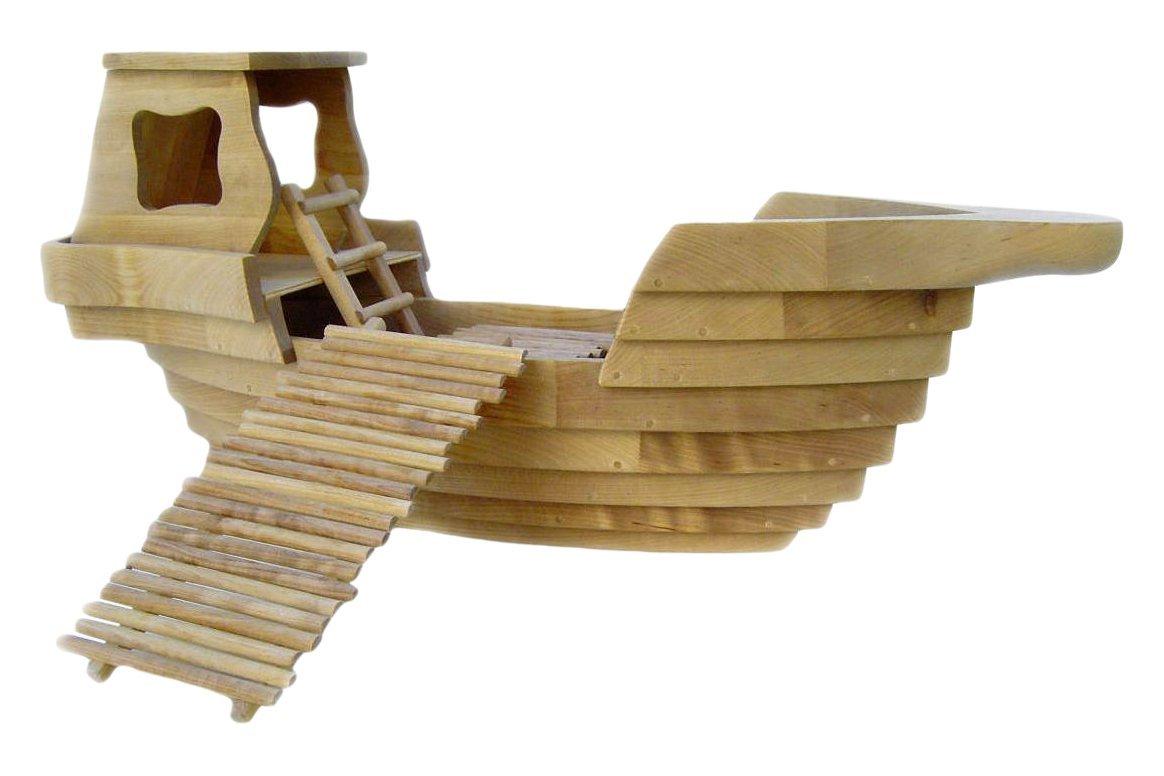 Estia - Juguete de Arca de Noah (69 x 23 x 31 cm)