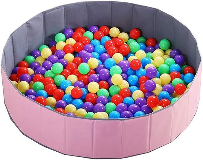 50x 5.5//7cm Plastic Balls Soft Ocean Balls Baby Swimming Pool Pit Christmas Toys