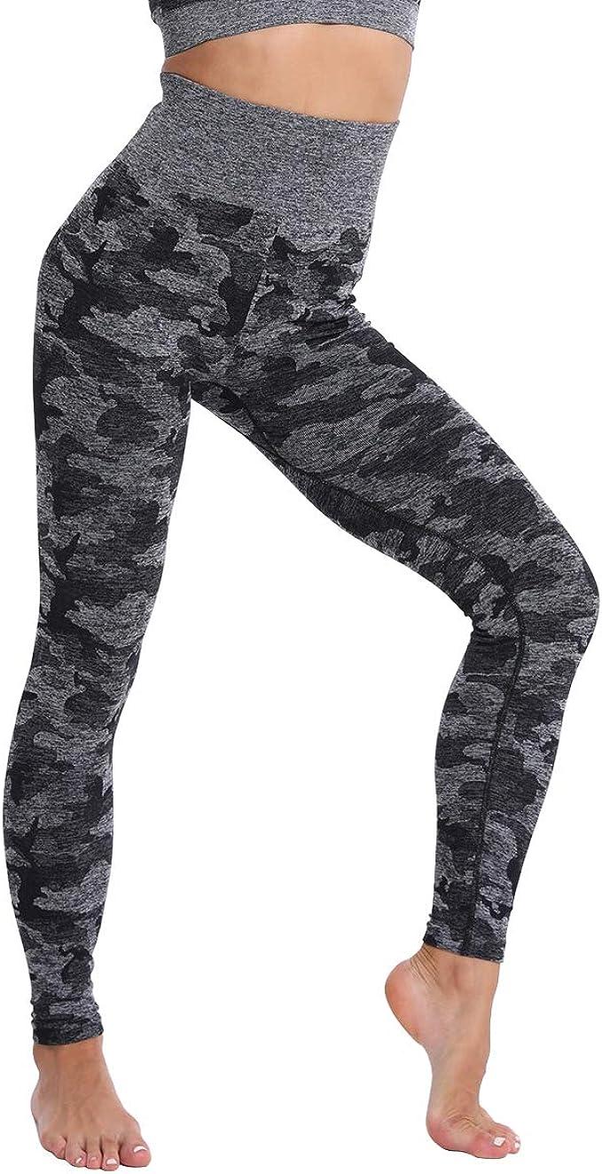 BALEAF Pantaloni delle Calzamaglia per Donna con 3D Imbottite Ciclismo