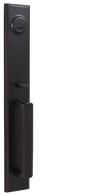 weslock 066911002d woodward ii entry handle oilrubbed bronze - Weslock