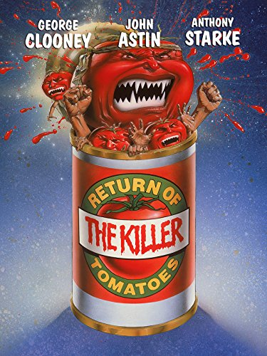 Return of the Killer Tomatoes (Return Of The Killer Tomatoes George Clooney)