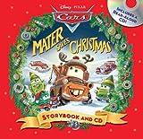 Mater Saves Christmas Storybook & CD (Disney Pixar Cars)