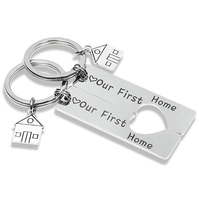 Amazon.com: Llavero para casa de Real Estate Agent, regalo ...