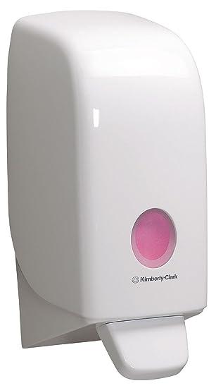 Kimberly de Clark 6948 Aquarius dispensador para loción de lavado/espuma Jabón: Amazon.es: Oficina y papelería