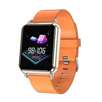 Fitness Tracker Monitor de ritmo cardíaco Monitor de actividad Color Pulsera inteligente Deportes a prueba de