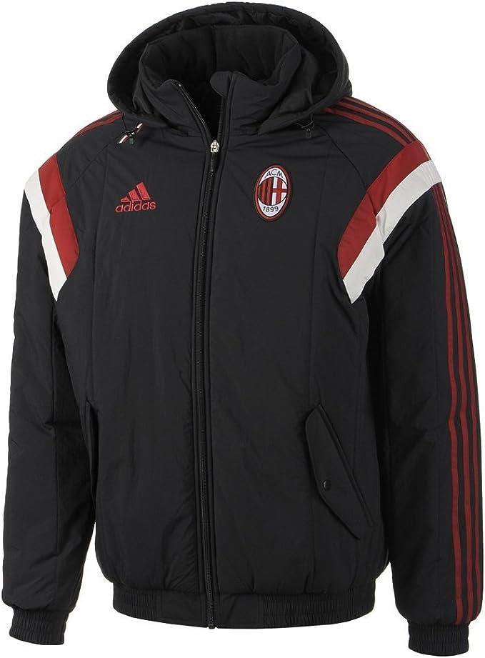 adidas Giacca Milan AC, Nero : Amazon.it: Abbigliamento