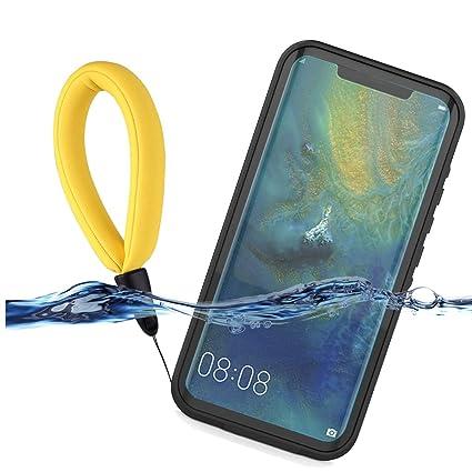 release date 8d7c9 c2f12 Amazon.com: Huawei Mate 20 Pro Waterproof Case,Underwater Full ...