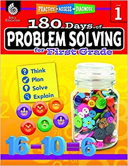 ?TOP? 180 Days Of Problem Solving For First Grade (180 Days Of Practice). frustrar report author product Basic Prague Cerrojo