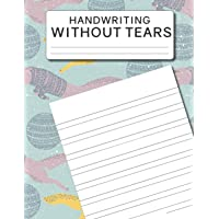 Handwriting Without Tears: The double lines help the child place letters correctly and facilitate the transition to…