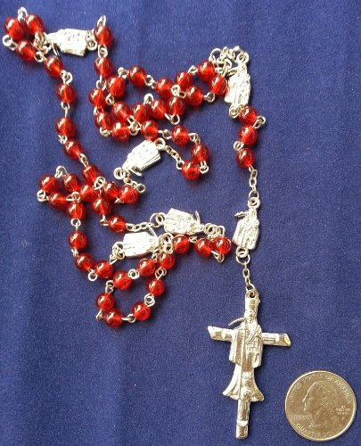 Beautiful Holy Death Rosary and Prayer Book (Text in Spanish