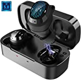 """Wireless Earbuds - FIIL T1X TWS True Wireless Earbuds Cordless, in-Ear Bluetooth 5.0 Earphones, 1/4"""" Dynamic Driver HiFi Stereo, Noise-Cancelling, Sweatproof Wireless Headphones for iPhone & Android"""