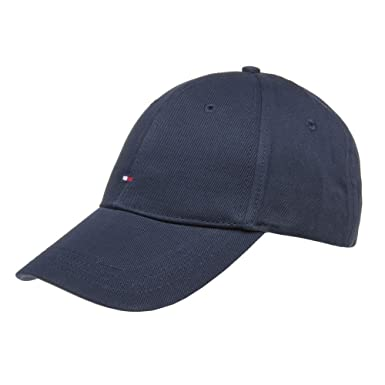 a3108bcc Tommy Hilfiger Classic Mens Cap Blue at Amazon Men's Clothing store: