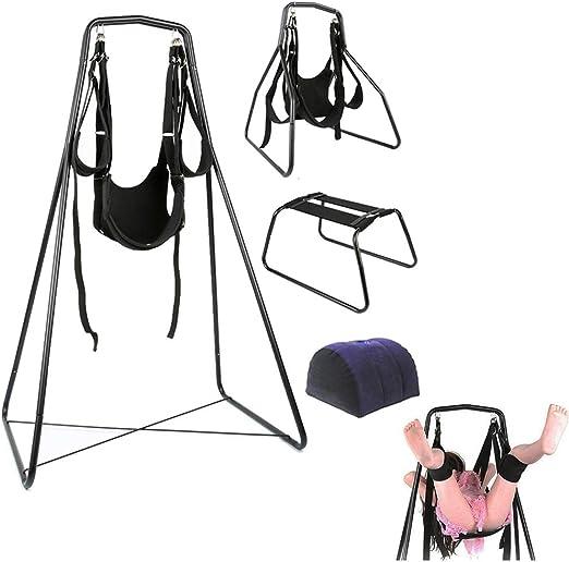 Amazon.com: 122-in-12 Sex Furniture Sex Chair Love Swing Elasticity