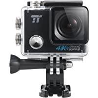 TaoTronics 4K Waterproof Sports Action Camera