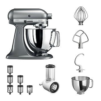 Amazon.de: KitchenAid Küchenmaschine | VORTEILS SET | Artisan ...
