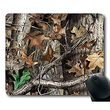 Amazon.com: Realtree Wallpaper Images Non-Slip Rubber Gaming Mouse Pad Size 9 Inch(220mm) X 7 Inch(180mm) X 1/8(3mm): Computers & Accessories