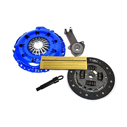 Amazon.com: EFT STAGE 1 CLUTCH KIT+SLAVE CYLINDER 2000-2004 FORD FOCUS LX SE 2.0L SOHC 4CYL: Automotive