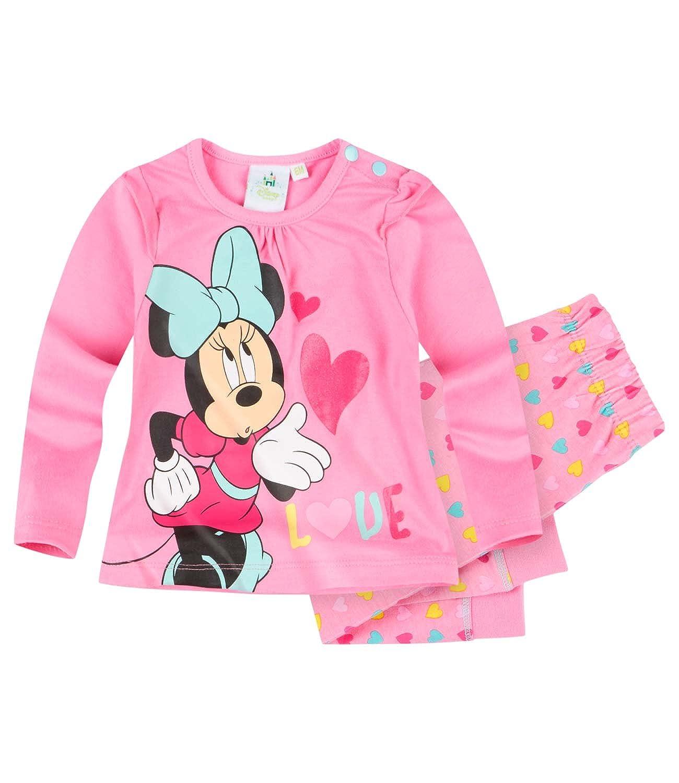 Disney Minnie Babies T-shirt et pantalon 2016 Collection - fushia