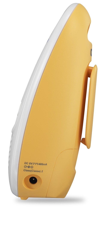 VTech DM111 Audio Baby Monitor with up to 1,000 ft of Range, 5-Level Sound Indicator, Digitized Transmission & Belt Clip by VTech (Image #12)