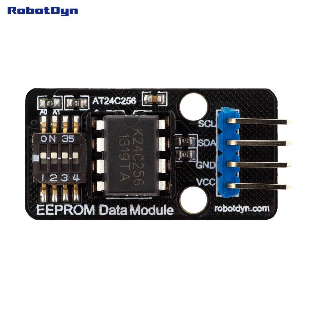 RobotDyn Module de donn/ées EEPROM RobotDyn AT24C256