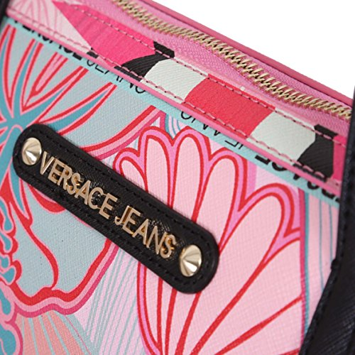 Versace Jeans - Bolso de asas para mujer rosa Rosa